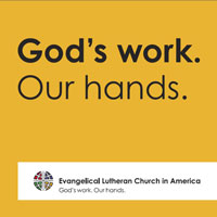 God's Work Our Hands Logo