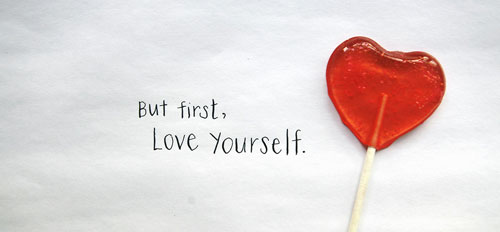 Is it OK to love yourself?