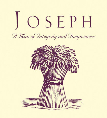 Journeys with Joseph -- An Integrity that Travels