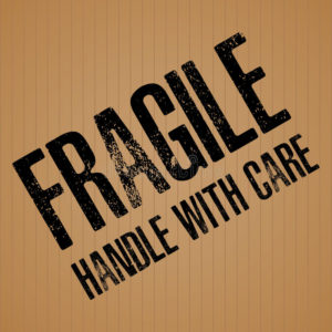 "Sunday September 23 ""Fragile: Handle With Care"""
