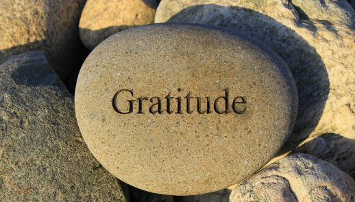 "Sunday, October 13, 2019 ""From Grateful to Going"""