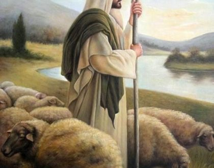 Journeys with Joseph -- A Shepherd Who Wants Us in the Flock