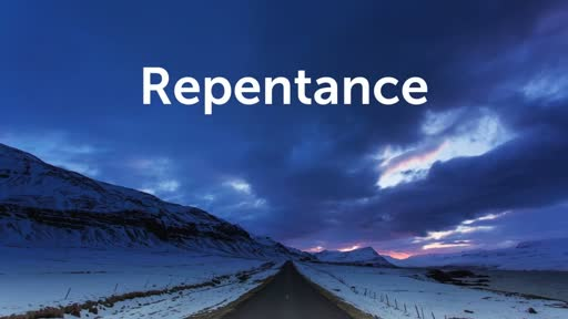 Everyday Repentance