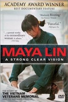 Maya Lin: A Strong Clear Vision Discussion