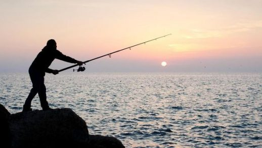 "Sunday, January 26, 2020 ""To Get the Best Fishing You Have to Have the Right Guide"""