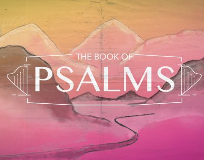 """Psalms of Lament and a Psalm of Trust!"""