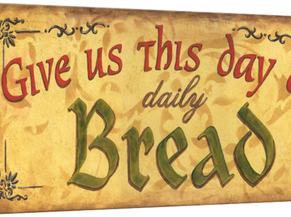"HTLC Virtual Bible Study - ""Give us this day our daily bread.."""