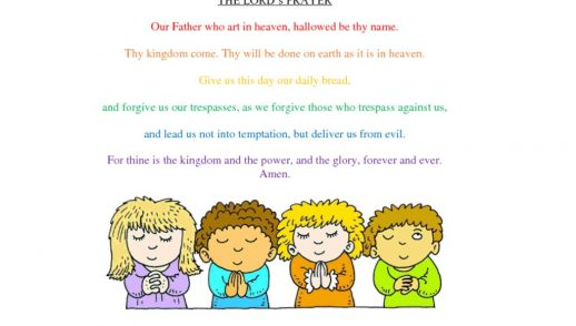thumbnail of The Lord Prayer FAITH EXPLORERS