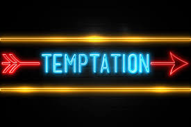"Sunday, March 29, 2020  ""Lead Us Not Into Temptation"""