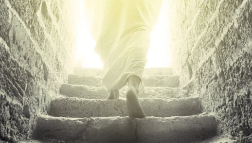 "Easter Sunday April 12, 2020  ""Running With Fear and Joy"""