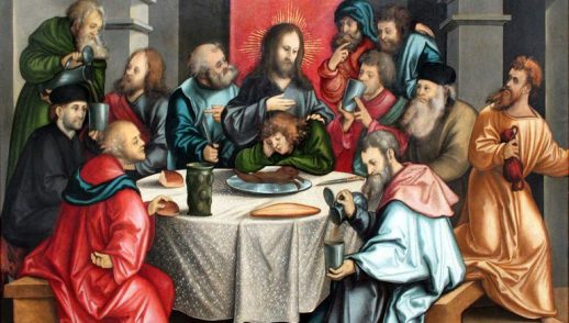 Maundy Thursday April 9, 2020