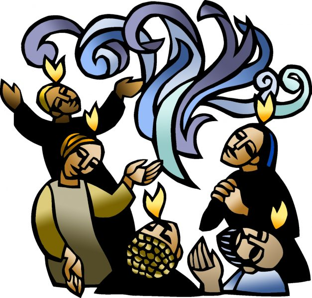 """Day of Pentecost Worship, May 31, 2020  """"Listening to Difference"""""""