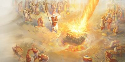 """Worship Service, August 2, 2020 """"Mount Carmel and the Prayer Battle of the Prophets"""""""