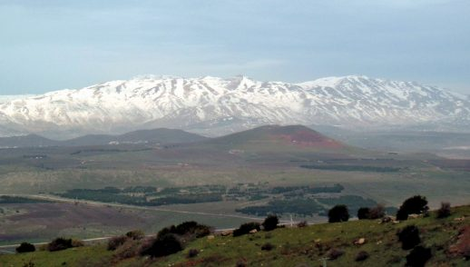 "Worship Service, August 16, 2020 ""Mount Hermon and the Declaration of Messiah"""