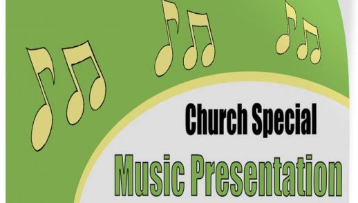 Worship Service, December 13, 2020 + Special Music Presentation