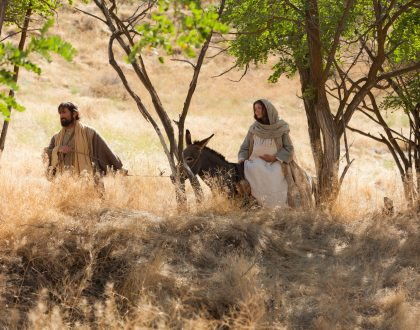 HTLC Advent Bible Study:  From Nazareth to Bethlehem