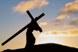 """Worship Service, February 28, 2021 """"Bearing the Cross Doesn't Mean Beating Yourself Up"""""""