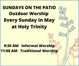 Worship in May